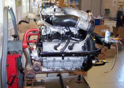 MJ TECHNIC SPECIALISTE PORSCHE RESTAURATION MOTEUR PORSCHE 911 930 TURBO 3 (3)