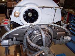 MJ TECHNIC SPECIALISTE PORSCHE RESTAURATION PORSCHE 356 B CABRIOLET (54)
