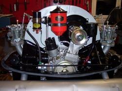 MJ TECHNIC SPECIALISTE PORSCHE RESTAURATION PORSCHE 356 B CABRIOLET (63)