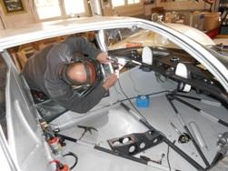 MJ TECHNIC SPECIALISTE PORSCHE RESTAURATION PORSCHE 906 CARRERA 6 023 (49)