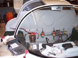 MJ TECHNIC SPECIALISTE PORSCHE RESTAURATION PORSCHE 906 CARRERA 6 023 (71)