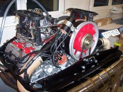 MJ TECHNIC SPECIALISTE PORSCHE RESTAURATION PORSCHE 911 2.4L S MOTEUR ET BOITE 915 MAGNESIUM (10)
