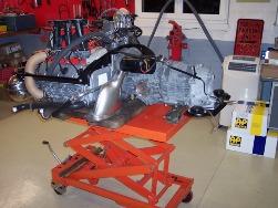 MJ TECHNIC SPECIALISTE PORSCHE RESTAURATION PORSCHE 911 2.4L S MOTEUR ET BOITE 915 MAGNESIUM (15)