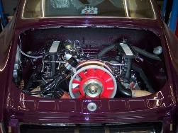 MJ TECHNIC SPECIALISTE PORSCHE RESTAURATION PORSCHE 911 2.4L S MOTEUR ET BOITE 915 MAGNESIUM (26)