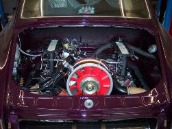MJ TECHNIC SPECIALISTE PORSCHE RESTAURATION PORSCHE 911 2.4L S MOTEUR ET BOITE 915 MAGNESIUM (36)