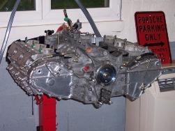MJ TECHNIC SPECIALISTE PORSCHE RESTAURATION PORSCHE 911 2.4L S MOTEUR ET BOITE 915 MAGNESIUM (47)
