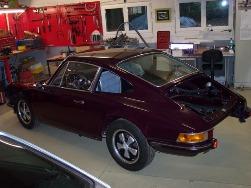 MJ TECHNIC SPECIALISTE PORSCHE RESTAURATION PORSCHE 911 2.4L S MOTEUR ET BOITE 915 MAGNESIUM (49)