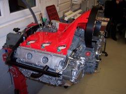 MJ TECHNIC SPECIALISTE PORSCHE RESTAURATION PORSCHE 911 2.4L S MOTEUR ET BOITE 915 MAGNESIUM (52)