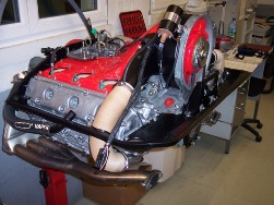 MJ TECHNIC SPECIALISTE PORSCHE RESTAURATION PORSCHE 911 2.4L S MOTEUR ET BOITE 915 MAGNESIUM (53)