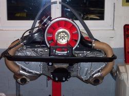 MJ TECHNIC SPECIALISTE PORSCHE RESTAURATION PORSCHE 911 2.4L S MOTEUR ET BOITE 915 MAGNESIUM (54)