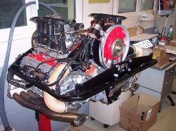 MJ TECHNIC SPECIALISTE PORSCHE RESTAURATION PORSCHE 911 2.4L S MOTEUR ET BOITE 915 MAGNESIUM (8)