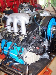 MJ TECHNIC SPECIALISTE PORSCHE RESTAURATION PORSCHE 911 964 C2 CAREREA 2 PREPARATION (12)