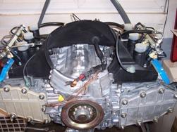 MJ TECHNIC SPECIALISTE PORSCHE RESTAURATION PORSCHE 911 964 C2 CAREREA 2 PREPARATION (2)