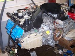 MJ TECHNIC SPECIALISTE PORSCHE RESTAURATION PORSCHE 911 964 C2 CAREREA 2 PREPARATION (3)