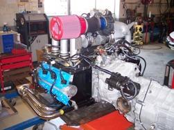 MJ TECHNIC SPECIALISTE PORSCHE RESTAURATION PORSCHE 911 964 C2 CAREREA 2 PREPARATION (5)