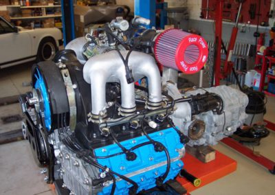 MJ TECHNIC SPECIALISTE PORSCHE RESTAURATION PORSCHE 911 964 C2 CAREREA 2 PREPARATION (9)