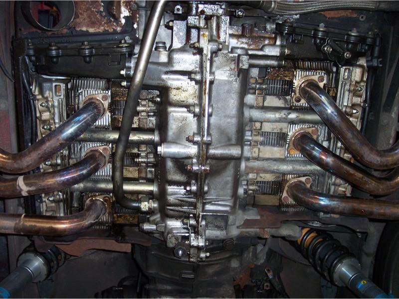 MJ TECHNIC SPECIALISTE PORSCHE RESTAURATION PORSCHE 911 964 C4 CARRERA 4 (1)
