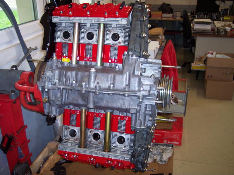 MJ TECHNIC SPECIALISTE PORSCHE RESTAURATION PORSCHE 911 964 C4 CARRERA 4 (14)