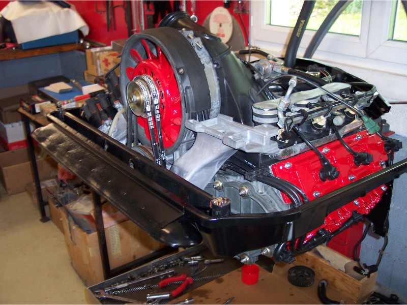 MJ TECHNIC SPECIALISTE PORSCHE RESTAURATION PORSCHE 911 964 C4 CARRERA 4 (18)