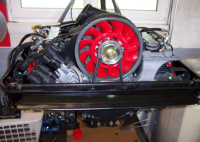 MJ TECHNIC SPECIALISTE PORSCHE RESTAURATION PORSCHE 911 964 C4 CARRERA 4 (19)