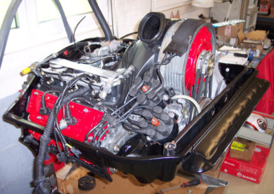 MJ TECHNIC SPECIALISTE PORSCHE RESTAURATION PORSCHE 911 964 C4 CARRERA 4 (20)
