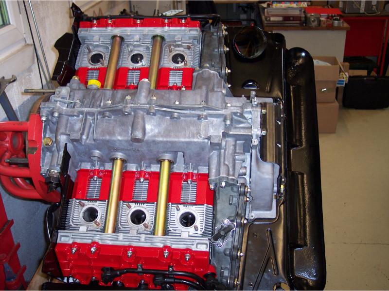 MJ TECHNIC SPECIALISTE PORSCHE RESTAURATION PORSCHE 911 964 C4 CARRERA 4 (21)