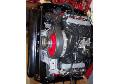 MJ TECHNIC SPECIALISTE PORSCHE RESTAURATION PORSCHE 911 964 C4 CARRERA 4 (22)