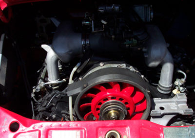 MJ TECHNIC SPECIALISTE PORSCHE RESTAURATION PORSCHE 911 964 C4 CARRERA 4 (26)