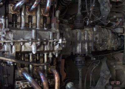MJ TECHNIC SPECIALISTE PORSCHE RESTAURATION PORSCHE 911 964 C4 CARRERA 4 (4)