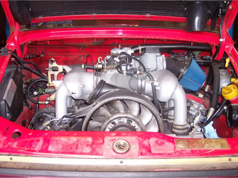 MJ TECHNIC SPECIALISTE PORSCHE RESTAURATION PORSCHE 911 964 C4 CARRERA 4 (8)