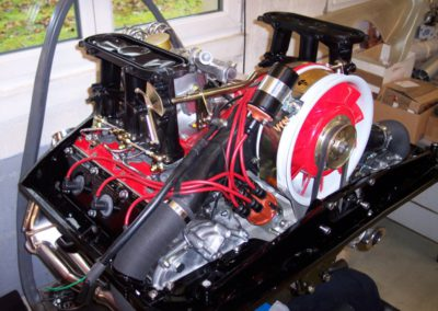 MJ TECHNIC SPECIALISTE PORSCHE RESTAURATION PORSCHE 911 CARRERA 2.7L ET BOITE 915 MAGNESIUM (14)
