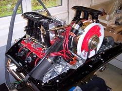 MJ TECHNIC SPECIALISTE PORSCHE RESTAURATION PORSCHE 911 CARRERA 2.7L ET BOITE 915 MAGNESIUM (15)