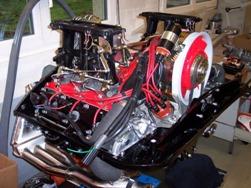 MJ TECHNIC SPECIALISTE PORSCHE RESTAURATION PORSCHE 911 CARRERA 2.7L ET BOITE 915 MAGNESIUM (17)