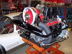 MJ TECHNIC SPECIALISTE PORSCHE RESTAURATION PORSCHE 911 CARRERA 2.7L ET BOITE 915 MAGNESIUM (30)