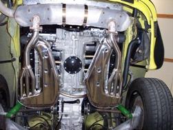 MJ TECHNIC SPECIALISTE PORSCHE RESTAURATION PORSCHE 911 CARRERA 2.7L ET BOITE 915 MAGNESIUM (33)
