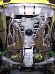 MJ TECHNIC SPECIALISTE PORSCHE RESTAURATION PORSCHE 911 CARRERA 2.7L ET BOITE 915 MAGNESIUM (34)