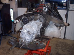 MJ TECHNIC SPECIALISTE PORSCHE RESTAURATION PORSCHE 911 CARRERA 2.7L ET BOITE 915 MAGNESIUM (4)