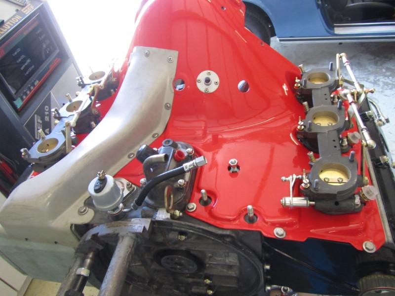 MJ TECHNIC SPECIALISTE PORSCHE RESTAURATION PORSCHE MOTEUR 911 2.4L S (1)