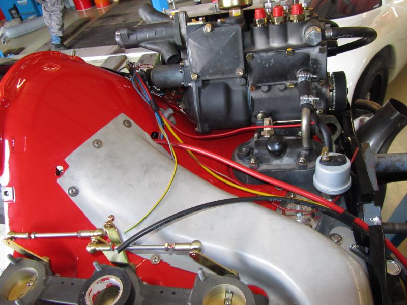 MJ TECHNIC SPECIALISTE PORSCHE RESTAURATION PORSCHE MOTEUR 911 2.4L S (15)