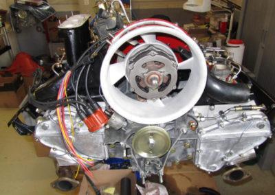 MJ TECHNIC SPECIALISTE PORSCHE RESTAURATION PORSCHE MOTEUR 911 2.4L S (16)