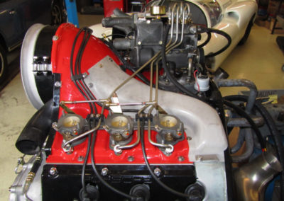 MJ TECHNIC SPECIALISTE PORSCHE RESTAURATION PORSCHE MOTEUR 911 2.4L S (17)