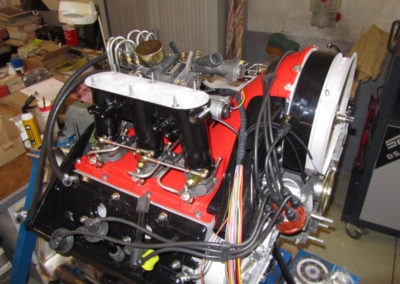 MJ TECHNIC SPECIALISTE PORSCHE RESTAURATION PORSCHE MOTEUR 911 2.4L S (18)