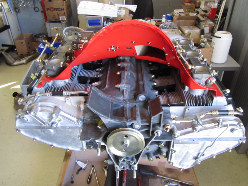 MJ TECHNIC SPECIALISTE PORSCHE RESTAURATION PORSCHE MOTEUR 911 2.4L S (2)