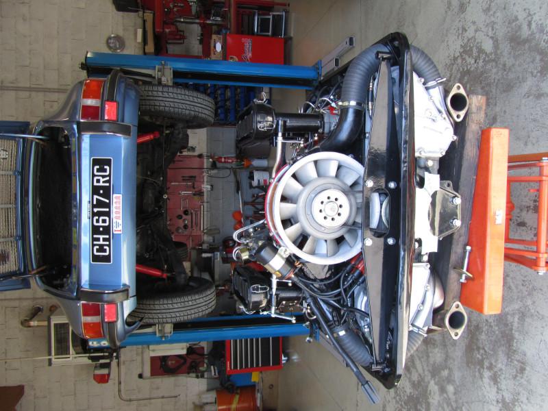 MJ TECHNIC SPECIALISTE PORSCHE RESTAURATION PORSCHE MOTEUR 911 2.4L S (28)