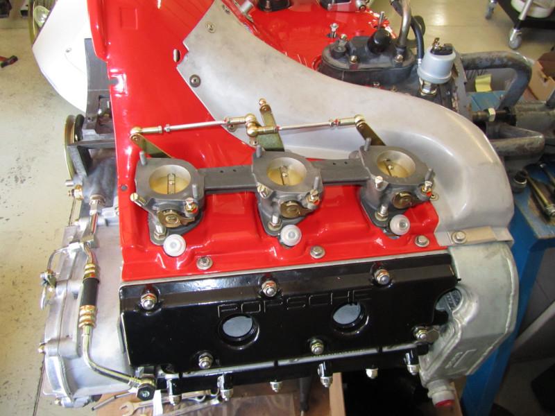 MJ TECHNIC SPECIALISTE PORSCHE RESTAURATION PORSCHE MOTEUR 911 2.4L S (3)