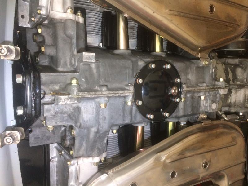 MJ TECHNIC SPECIALISTE PORSCHE RESTAURATION PORSCHE MOTEUR 911 2.4L S (34)