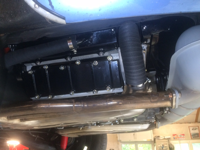 MJ TECHNIC SPECIALISTE PORSCHE RESTAURATION PORSCHE MOTEUR 911 2.4L S (36)