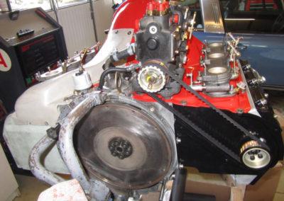 MJ TECHNIC SPECIALISTE PORSCHE RESTAURATION PORSCHE MOTEUR 911 2.4L S (5)