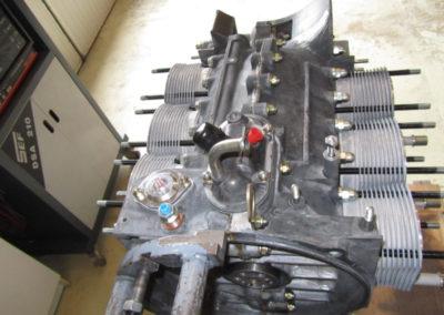 MJ TECHNIC SPECIALISTE PORSCHE RESTAURATION PORSCHE MOTEUR 911 2.4L S (54)