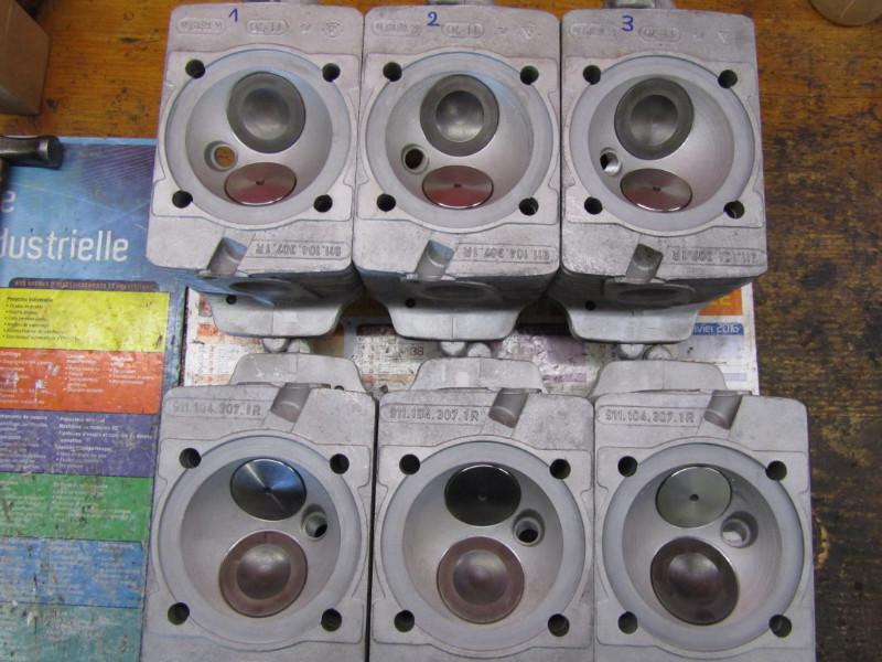 MJ TECHNIC SPECIALISTE PORSCHE RESTAURATION PORSCHE MOTEUR 911 2.4L S (55)